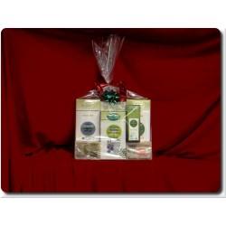 confezione regalo 01 da 6 prodotti bio