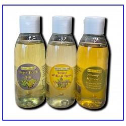 Shampoo, Intimo e Bagnodoccia 100ml